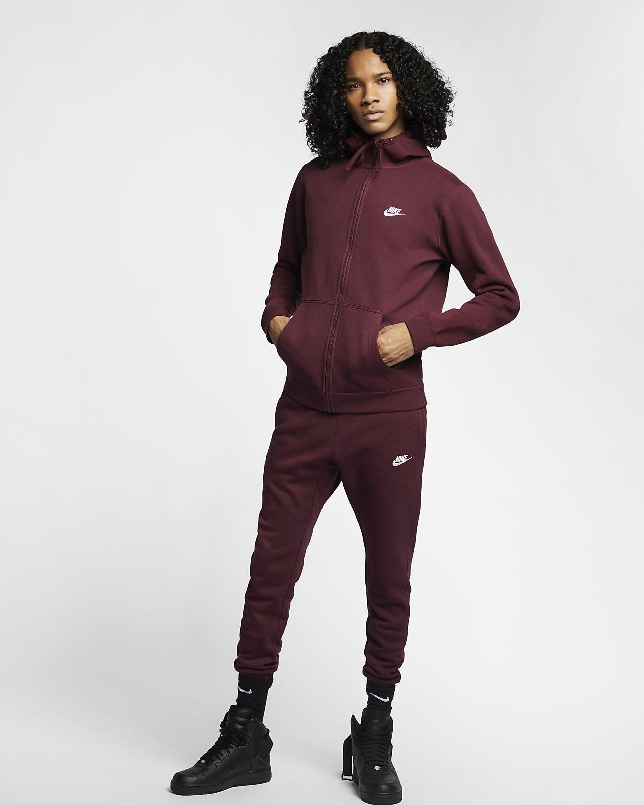 87da3880ebbe Nike Sportswear Club Fleece Men s Hoodie. Nike.com MA