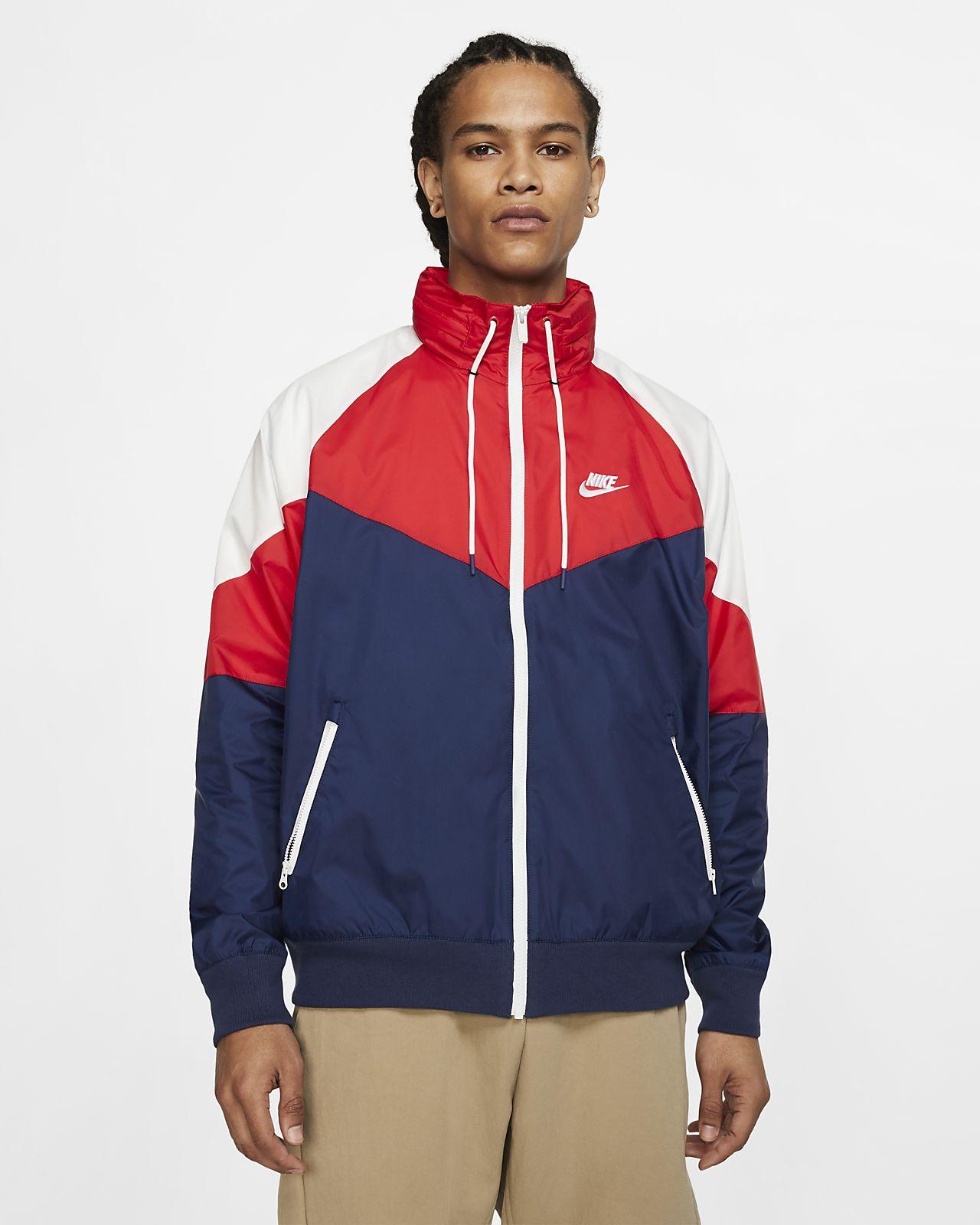 Giacca con cappuccio Nike Sportswear Windrunner