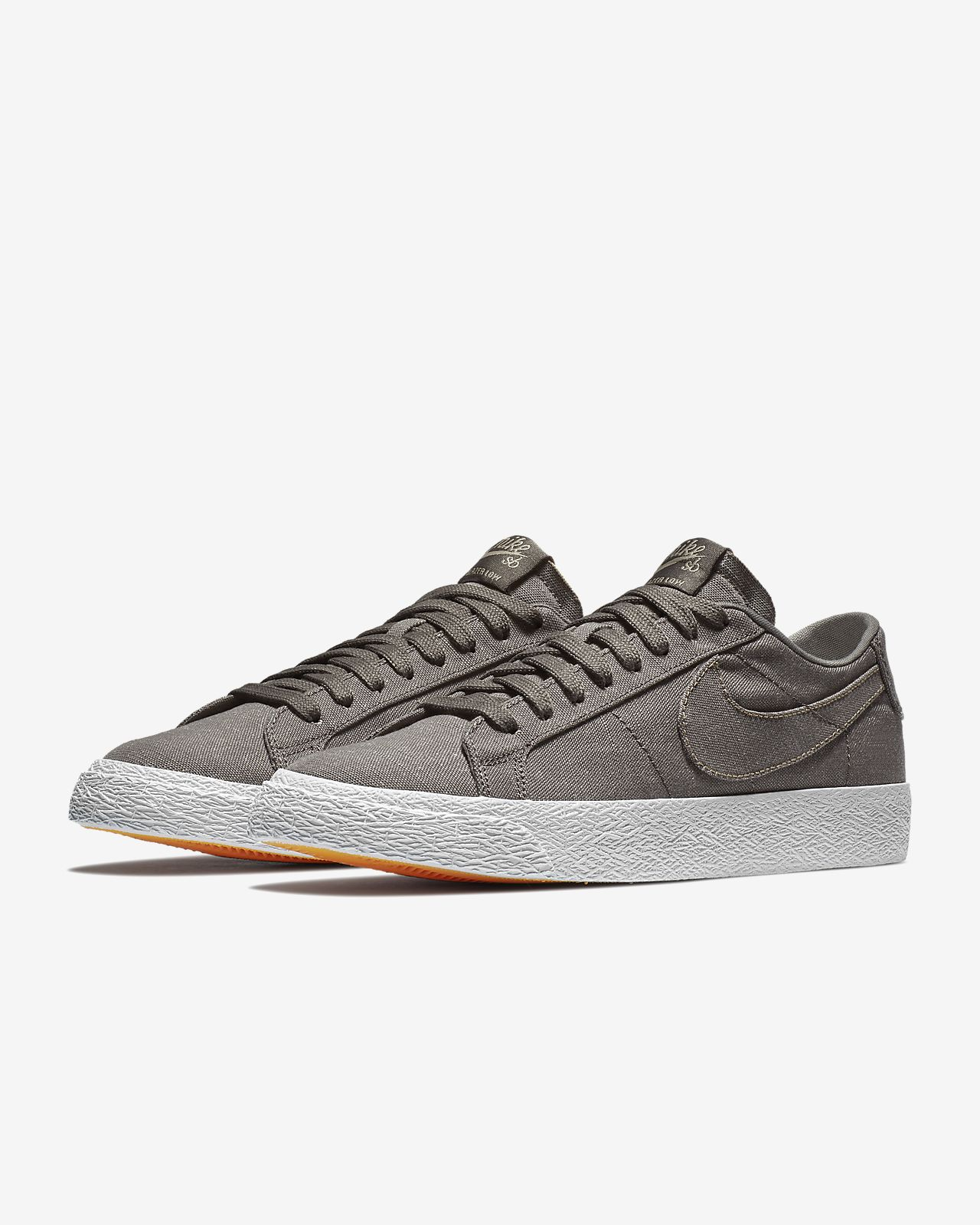 Nike SB Zoom Blazer Low Canvas Deconstructed Chaussure - ridgerock khaki 8c100b9a6