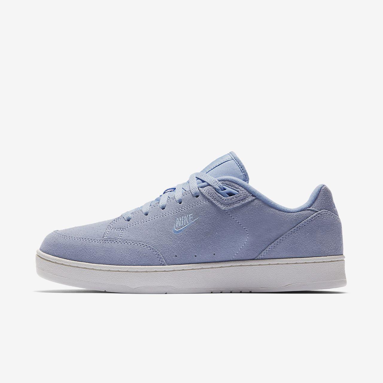promo code 63838 7d605 ... Nike Grandstand II Suede Mens Shoe