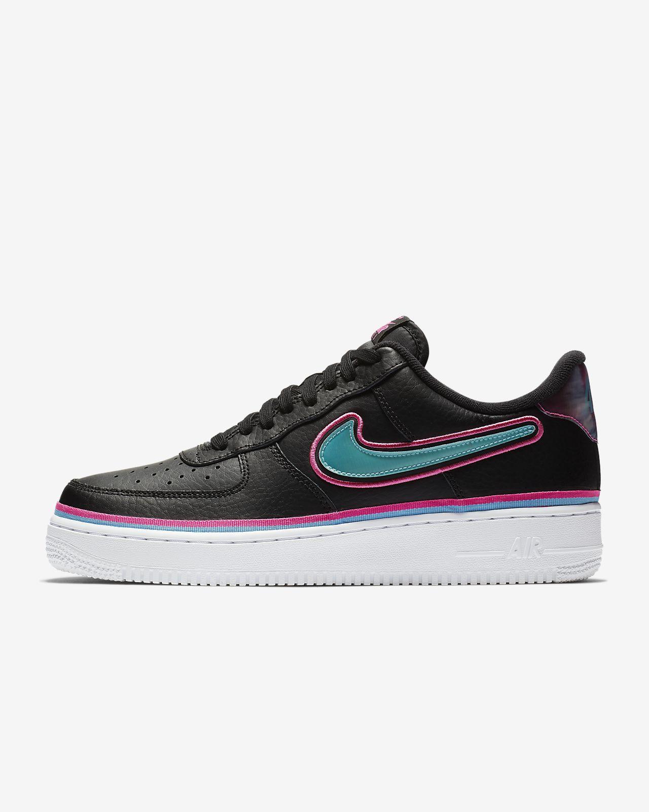 timeless design 82761 529a7 Nike Air Force 1  07 LV8 Sport NBA