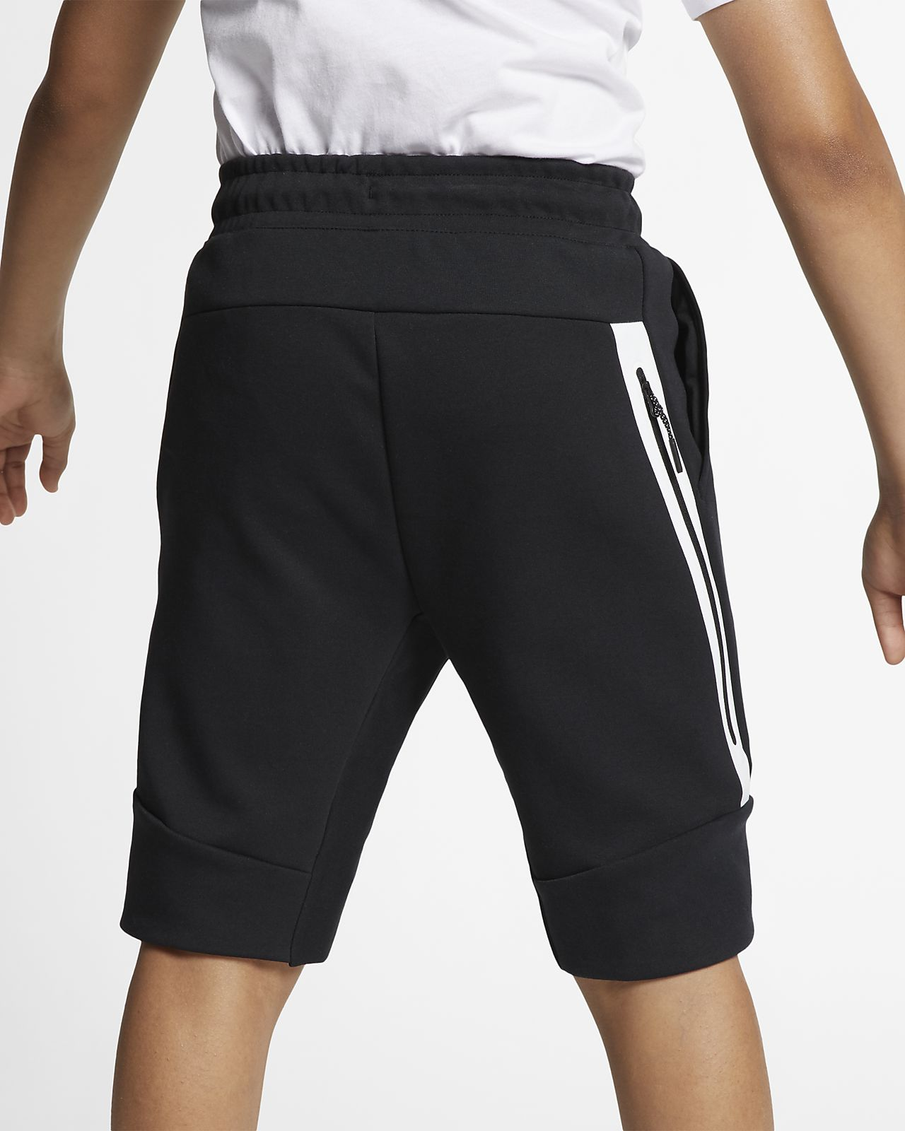 picked up wholesale online timeless design Nike Sportswear Tech Fleece Big Kids' Shorts