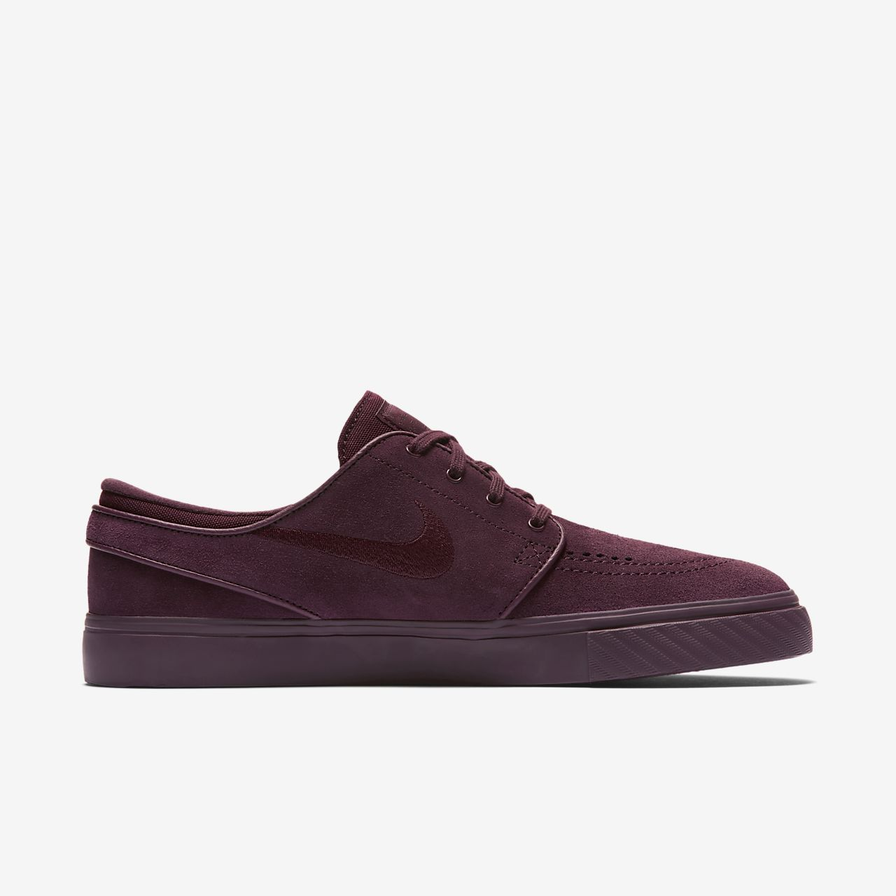 ZOOM STEFAN JANOSKI Sneaker low burgundy crushphantom