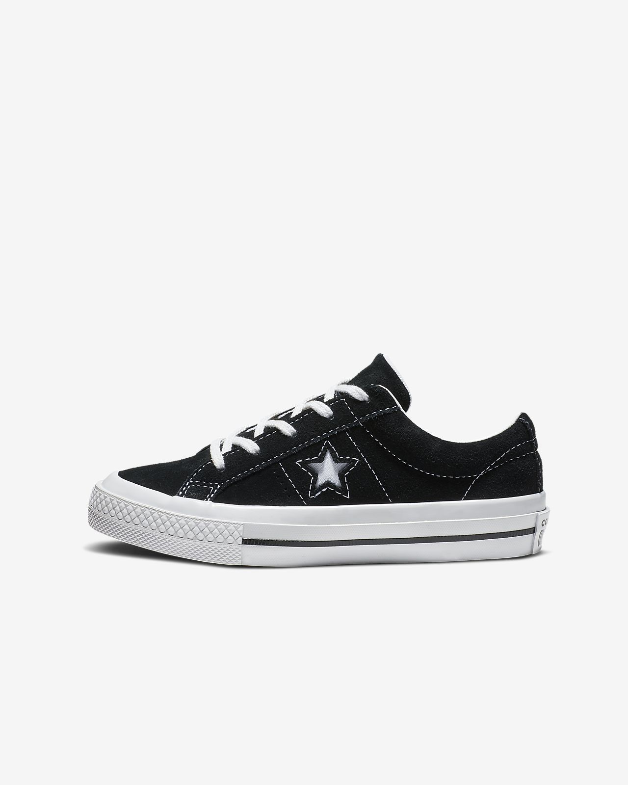 516f27d2647 ... discount code for converse one star vintage suede low top big kids shoe  faa0f c42c9