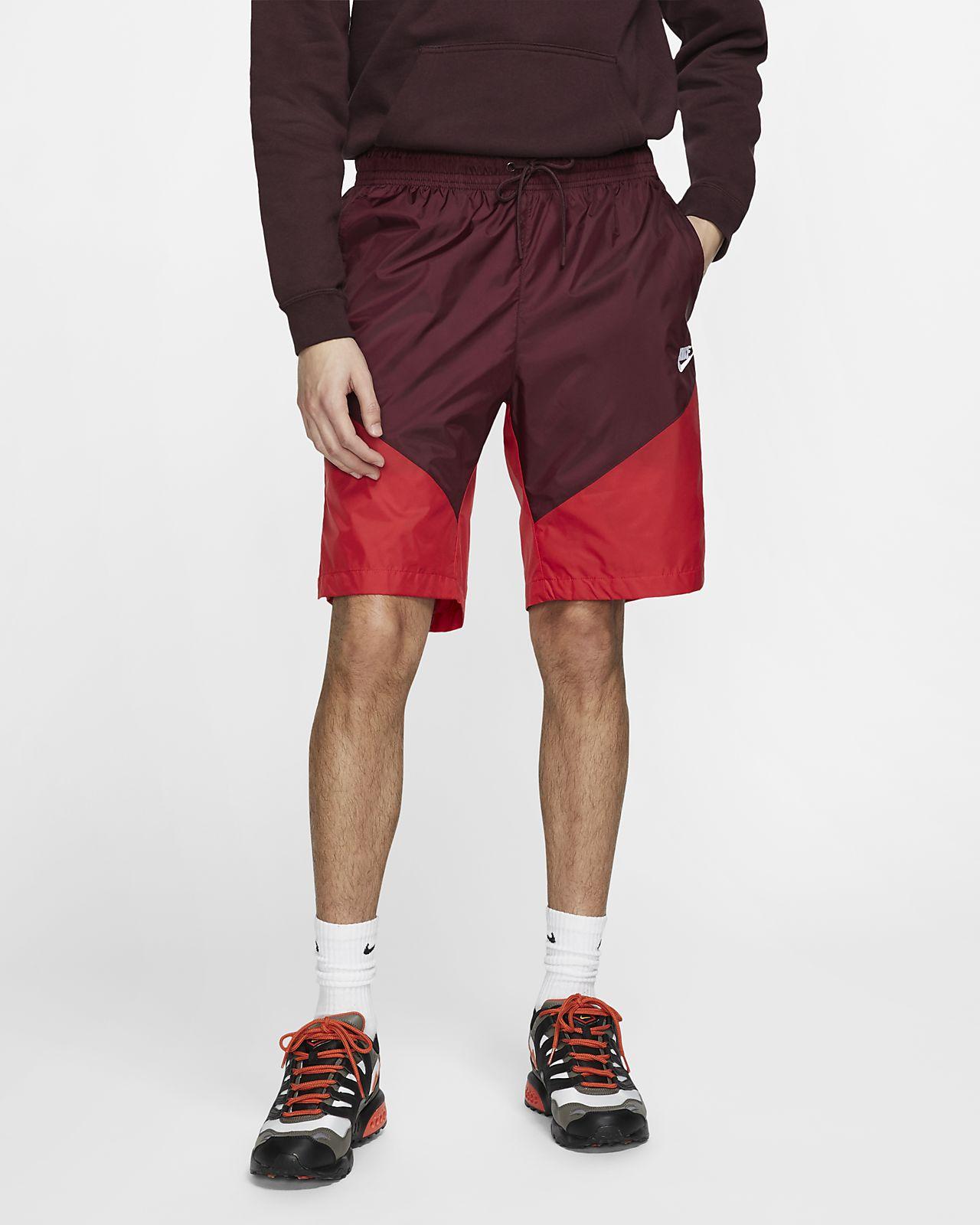 Nike Sportswear Windrunner-løbeshorts til mænd