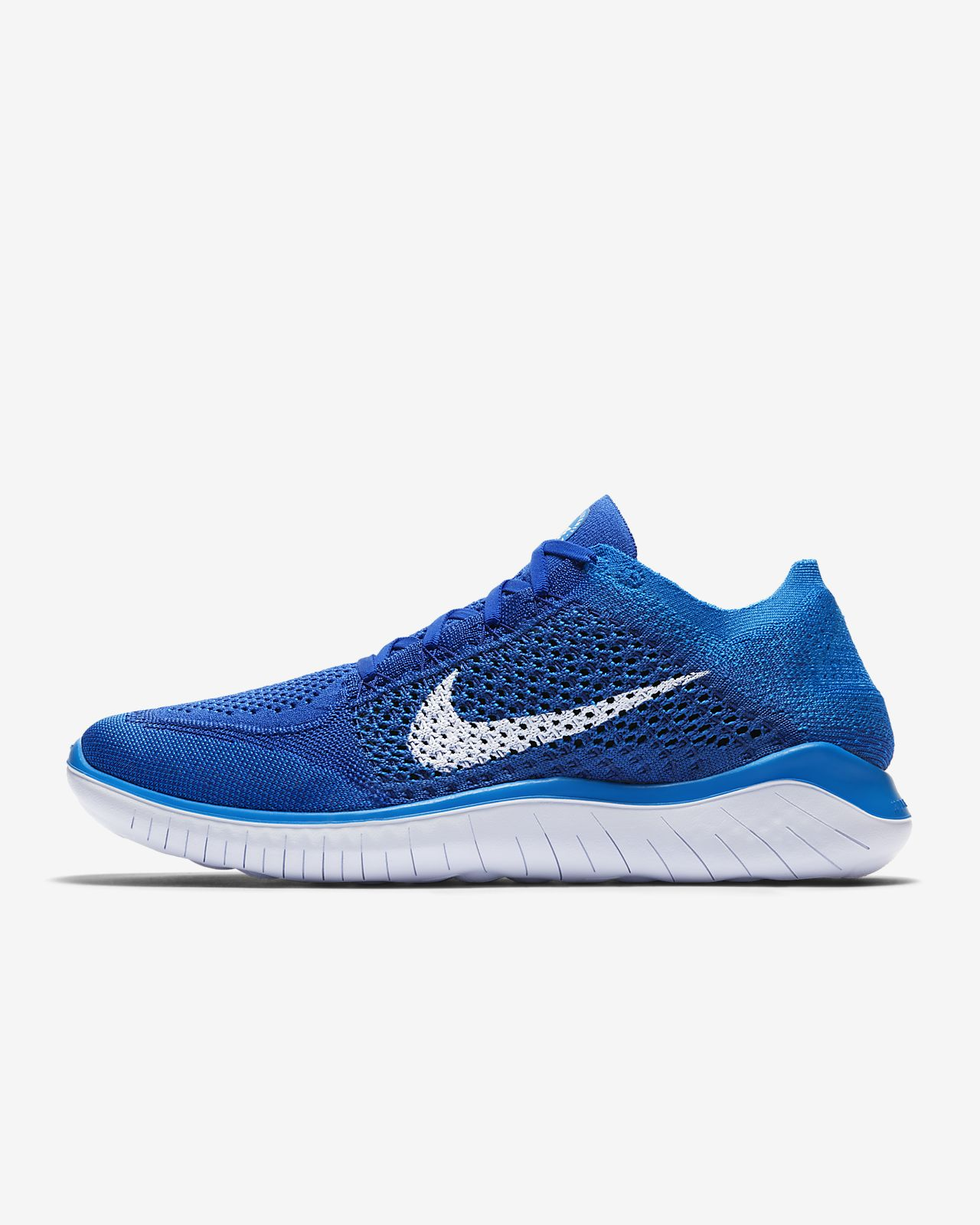 ea3ad62bb9b Nike Free RN Flyknit 2018 Men s Running Shoe. Nike.com NL
