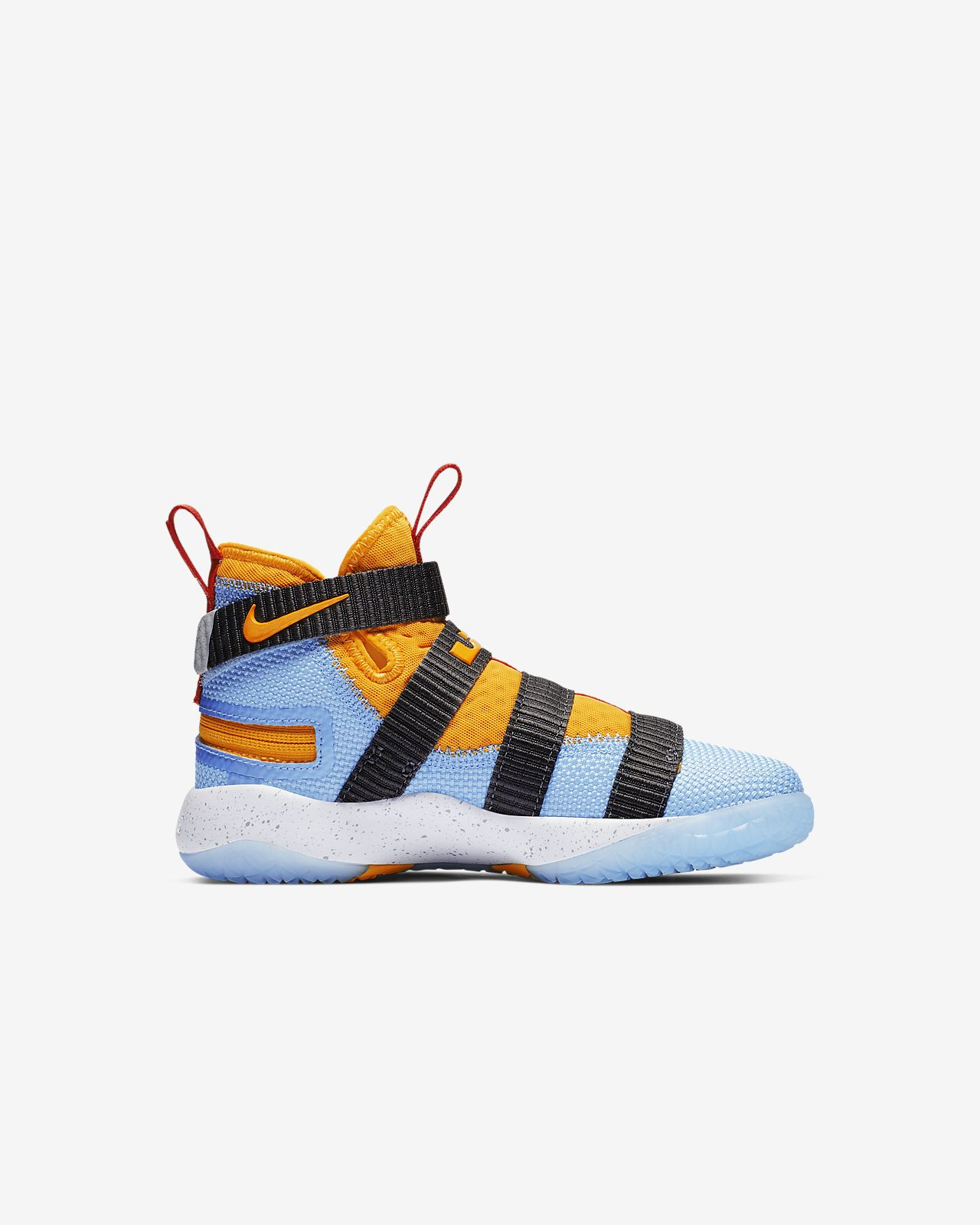 2469b2df442 LeBron Soldier 11 FlyEase Younger Kids  Shoe. Nike.com AE