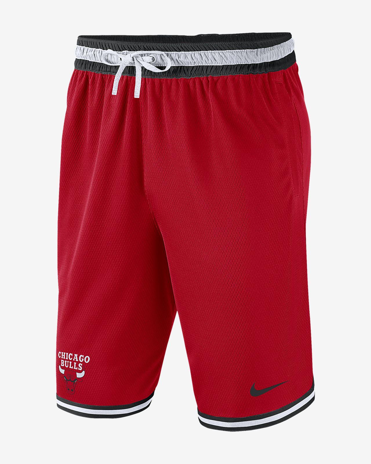 Shorts de la NBA para hombre Chicago Bulls Nike