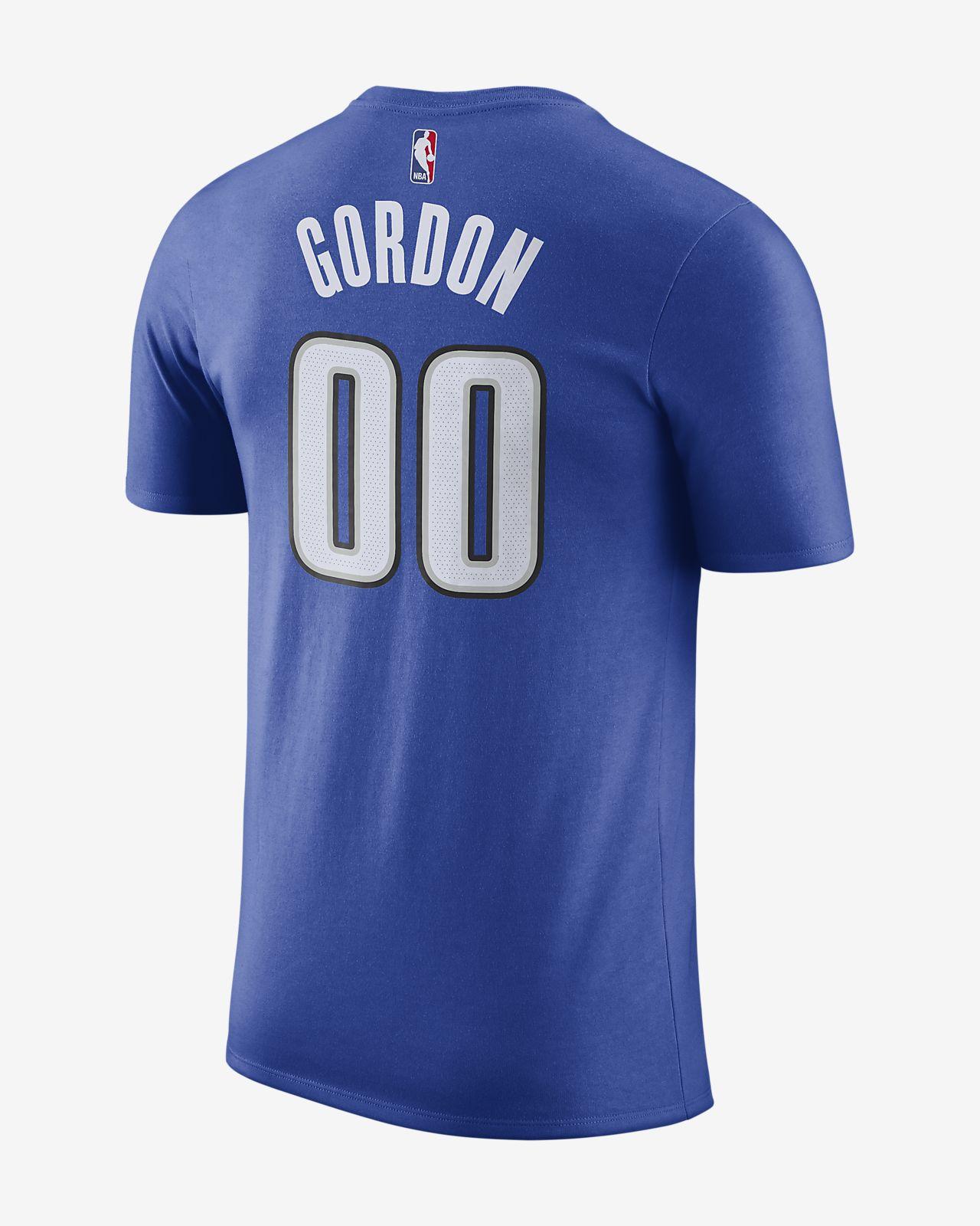the best attitude 460f5 c595e Aaron Gordon Orlando Magic Nike Dri-FIT Men's NBA T-Shirt