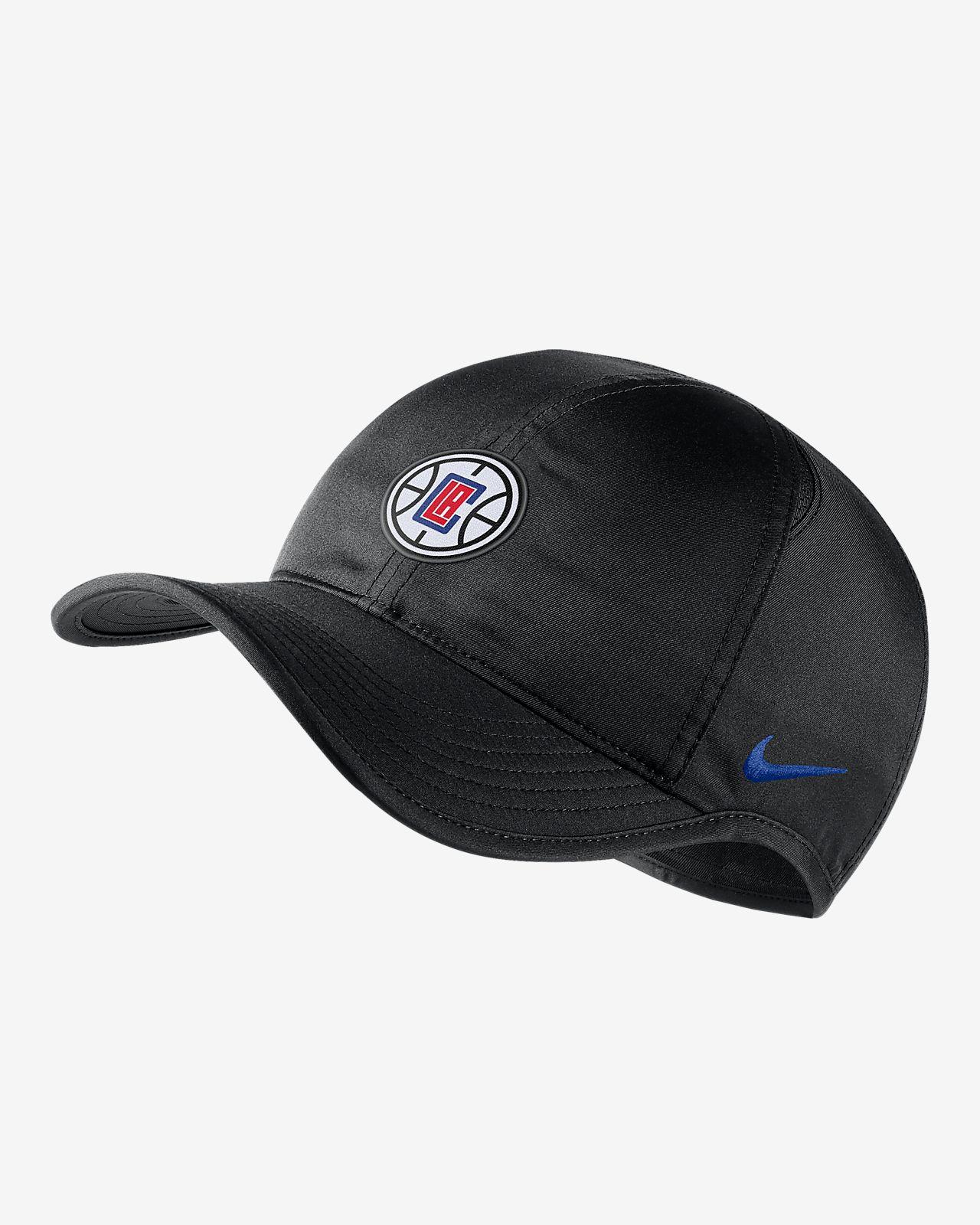 ed0af0fc5b4 LA Clippers Nike AeroBill Featherlight NBA Hat. Nike.com