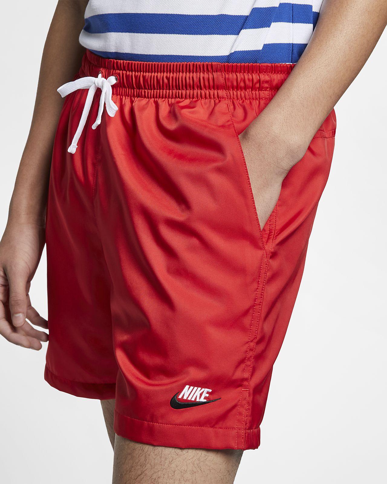 Nike Sportswear-shorts i vævet stof til mænd