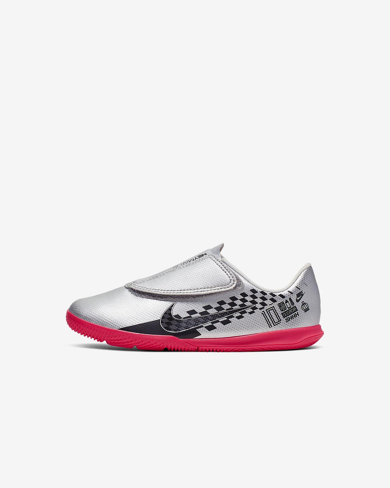 Nike Jr. Mercurial Vapor 13 Club Neymar Jr. IC Younger Kids' Indoor/Court Football Shoe