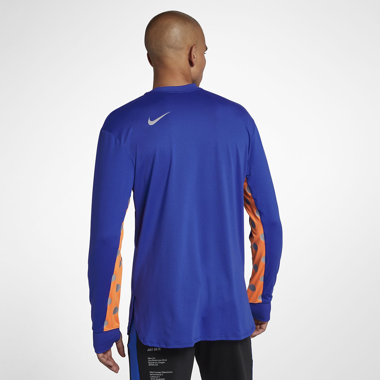 2396d77e5 Nike Mens Racer Long Sleeve T Shirt – EDGE Engineering and ...