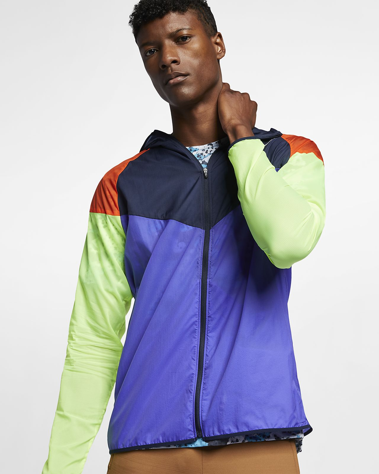 veste imperméable running nike performance