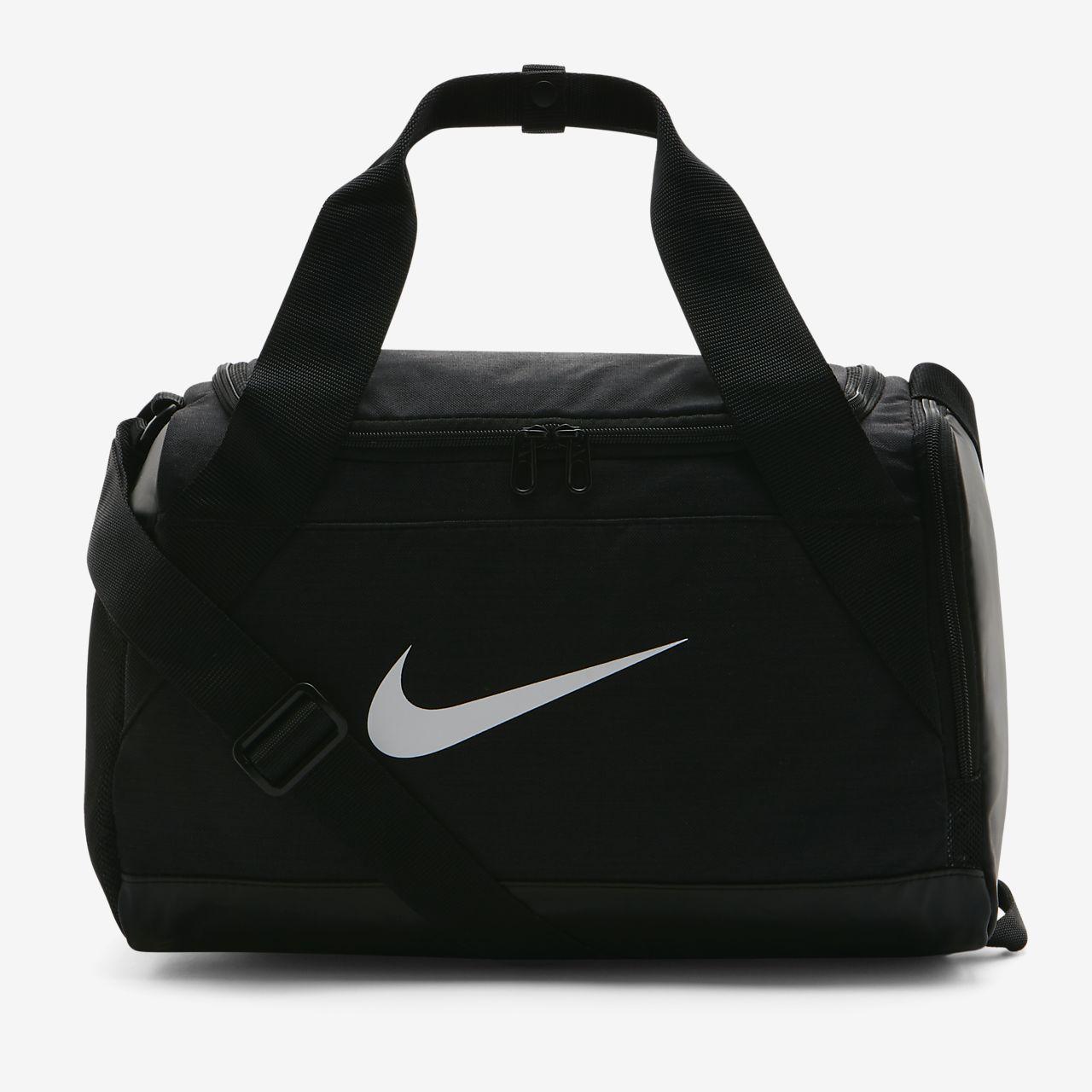 Sac de sport de training Nike Brasilia (très petite taille)