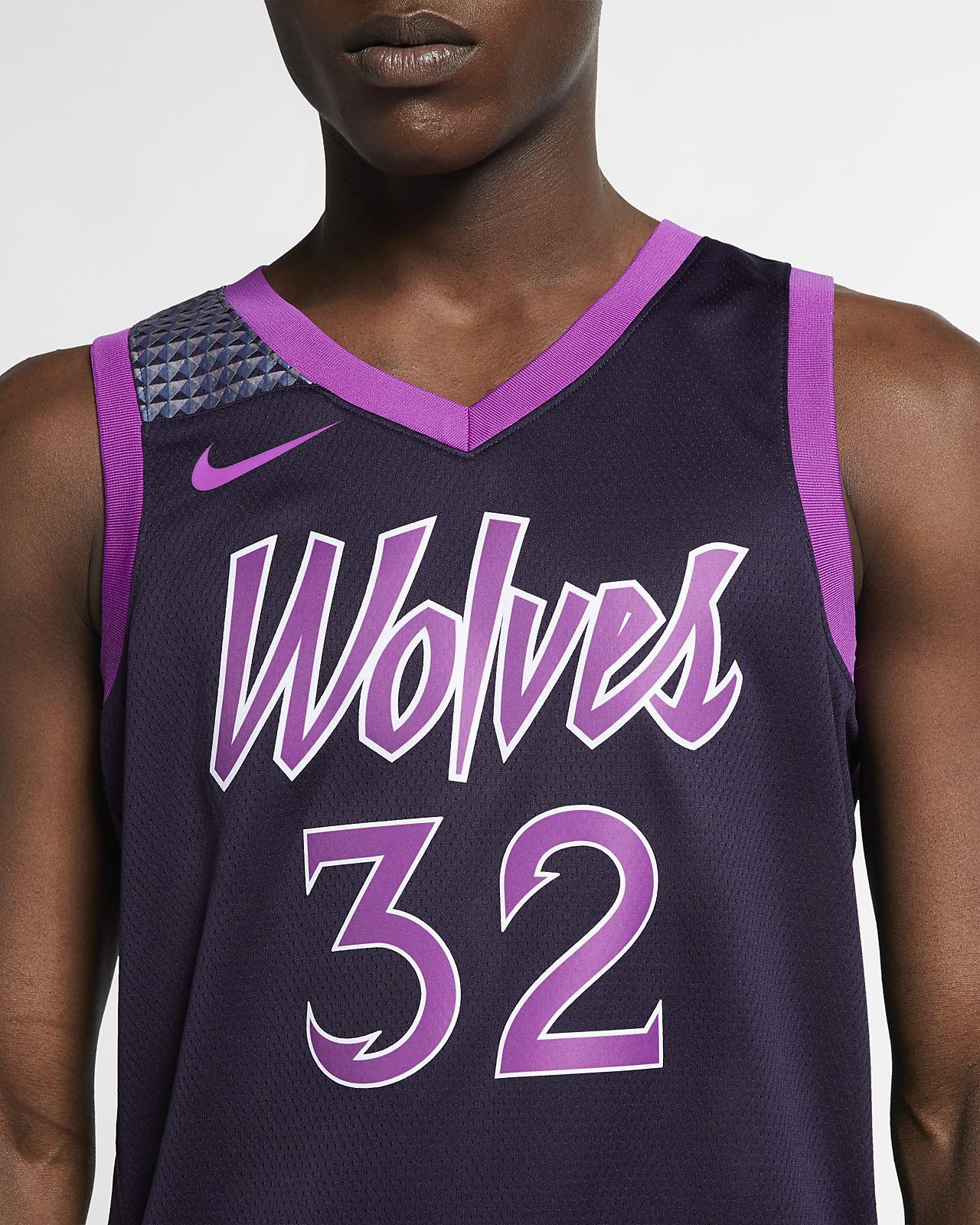 9b686205d274 ... Karl-Anthony Towns City Edition Swingman (Minnesota Timberwolves) Men s  Nike NBA Connected Jersey