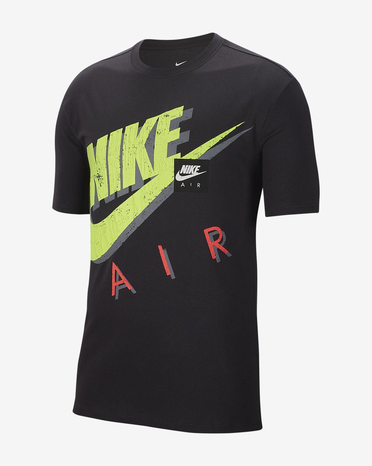 e6b42788b4bd Low Resolution Pánské tričko Nike Sportswear s potiskem Pánské tričko Nike  Sportswear s potiskem