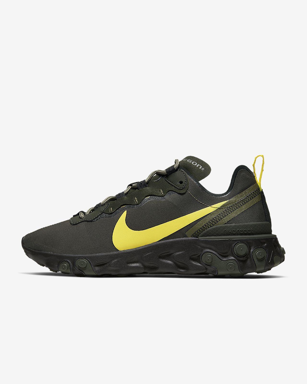 Nike React Element 55 (Oregon) Men's Shoe