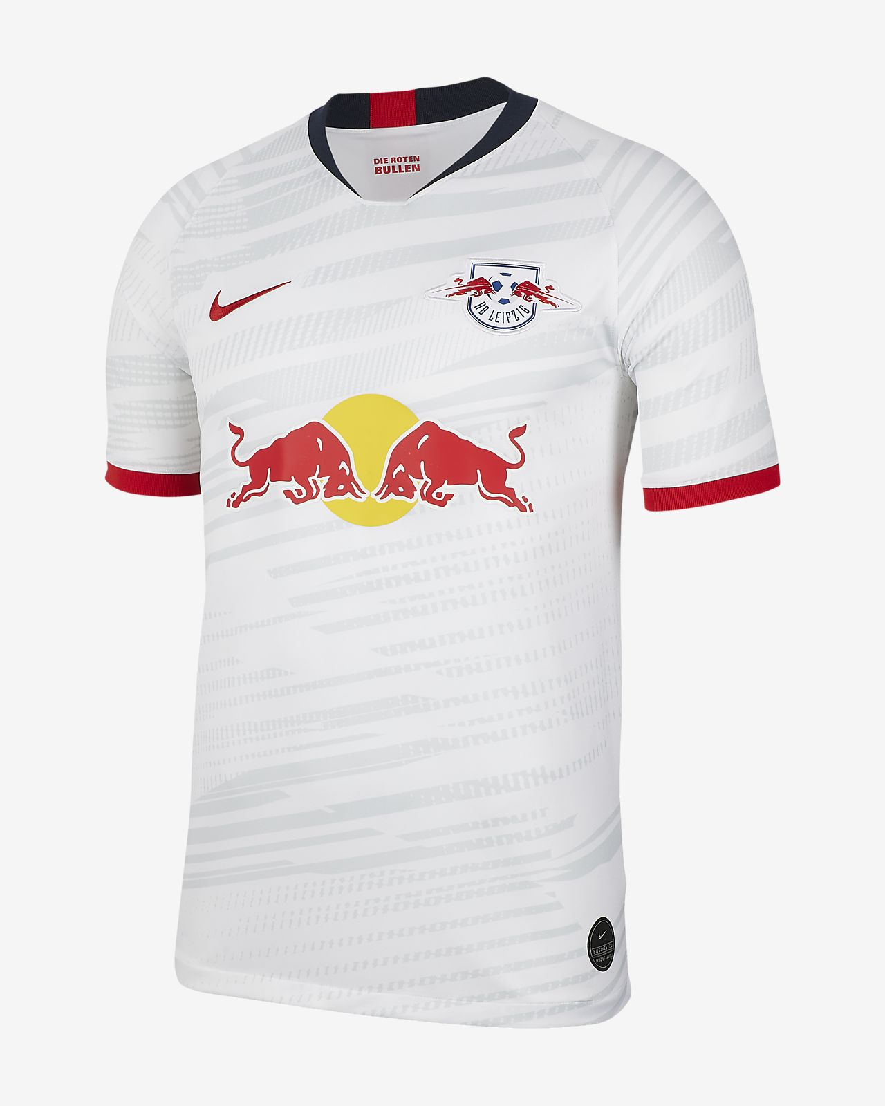 RB Leipzig 2019/20 Stadium Home fotballdrakt for herre