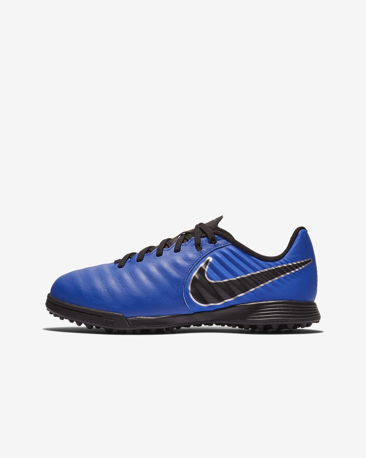 Nike Jr. Tiempo Legend VII Academy TF Botas de fútbol para moqueta - Turf - 0a5f8b98e6fa2
