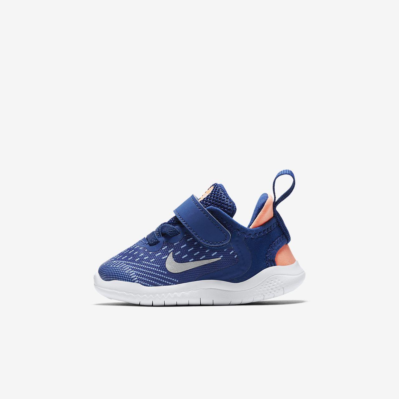 newest 70ad7 67c0c Baby amp Toddler Shoe. Nike Free RN 2018