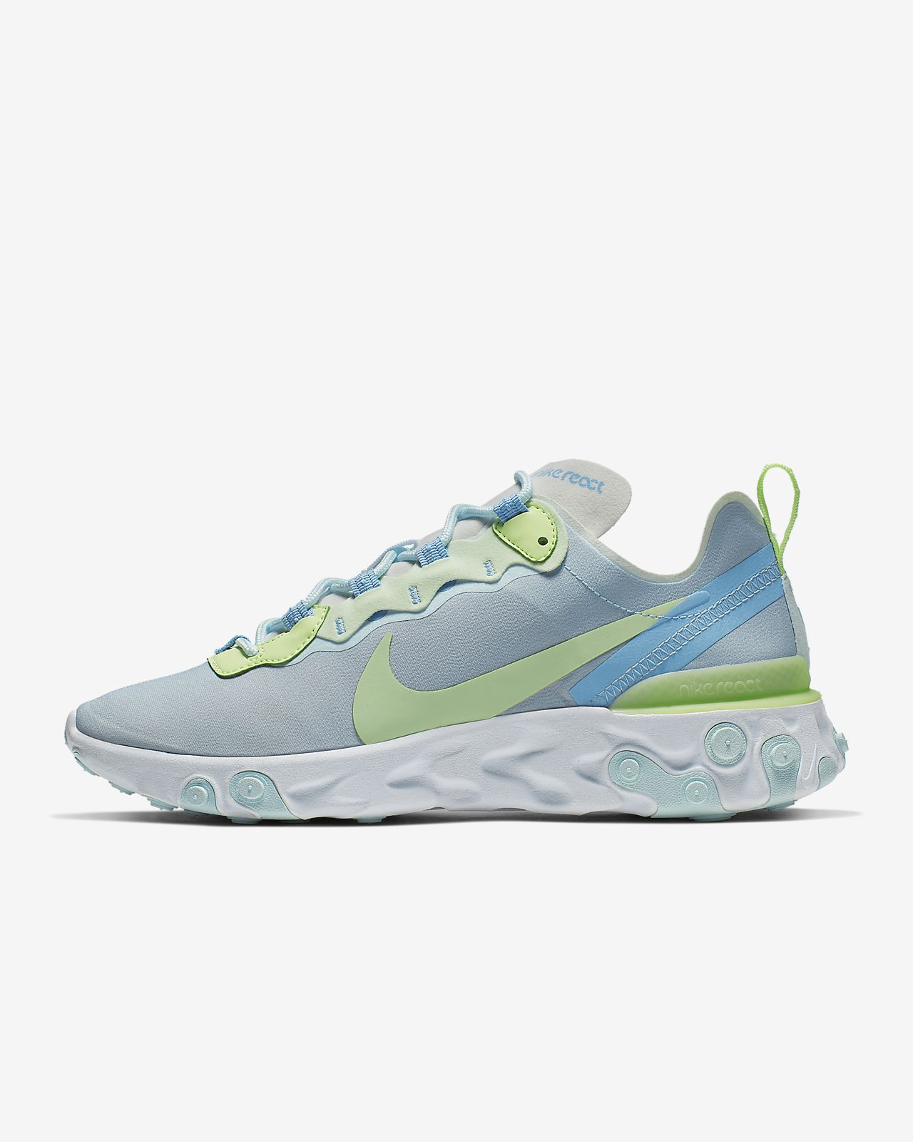 55c077553 Scarpa Nike React Element 55 - Donna. Nike.com CH
