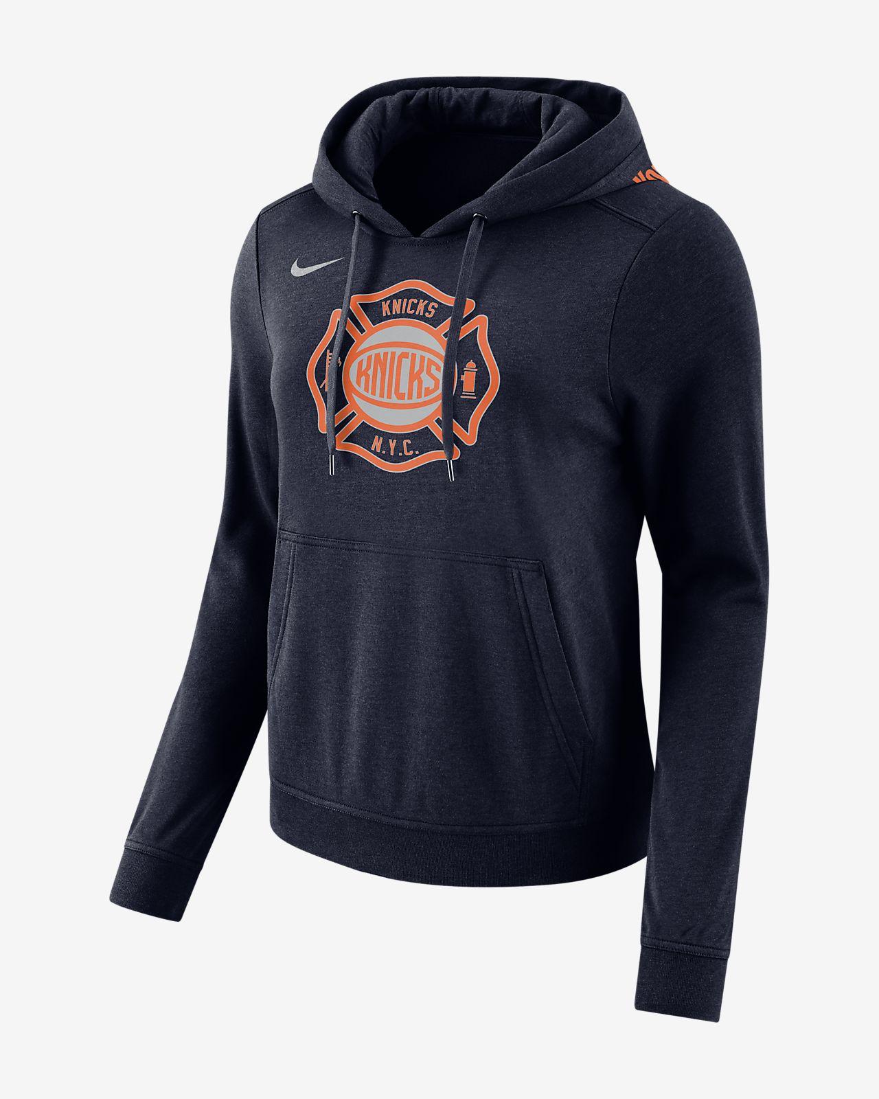 ... New York Knicks City Edition Nike Women's NBA Hoodie