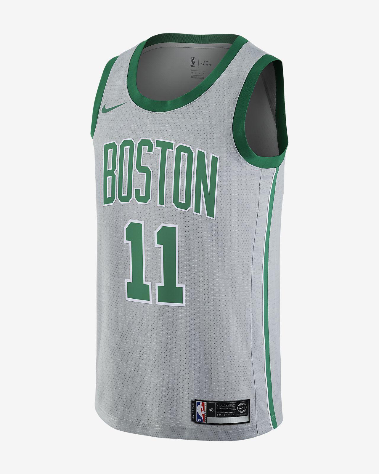 Kyrie Irving City Edition Swingman Jersey (Boston Celtics) 男款 Nike NBA 球衣