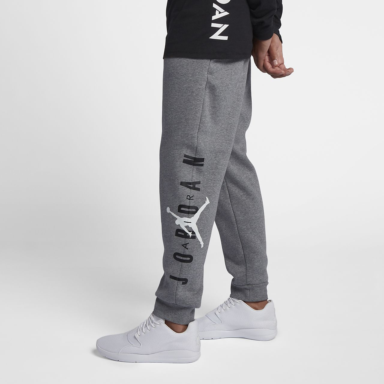fc6abee92401f3 Jordan Jumpman Air Men s Fleece Pants. Nike.com