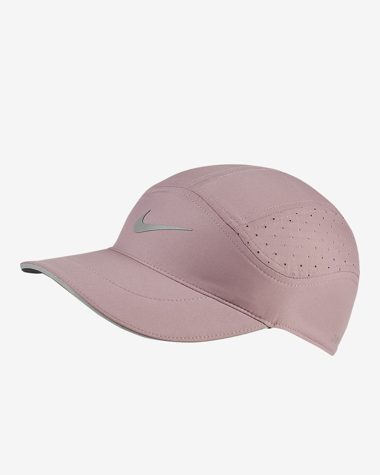 8b5f976c995 Nike AeroBill Women s Adjustable Running Hat. Nike.com