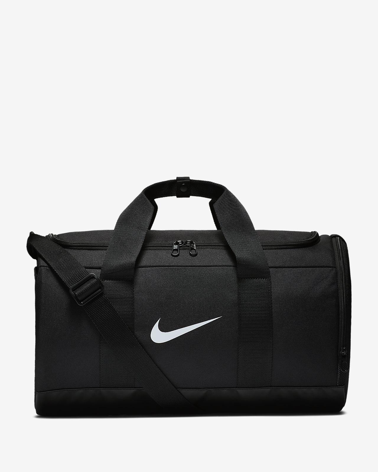 Bolso de lona de entrenamiento para mujer Nike Team