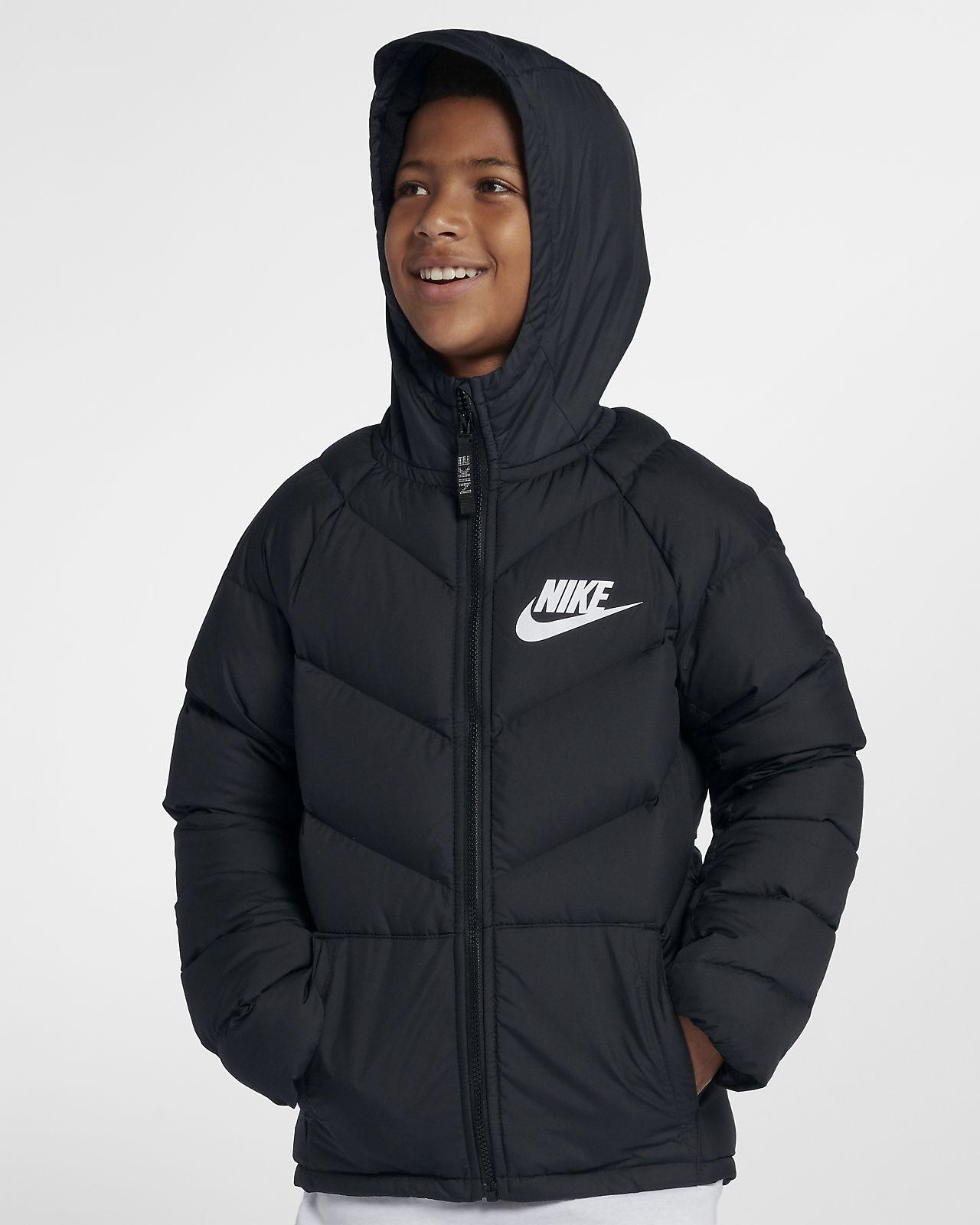 Nike Sportswear parkas til store barn