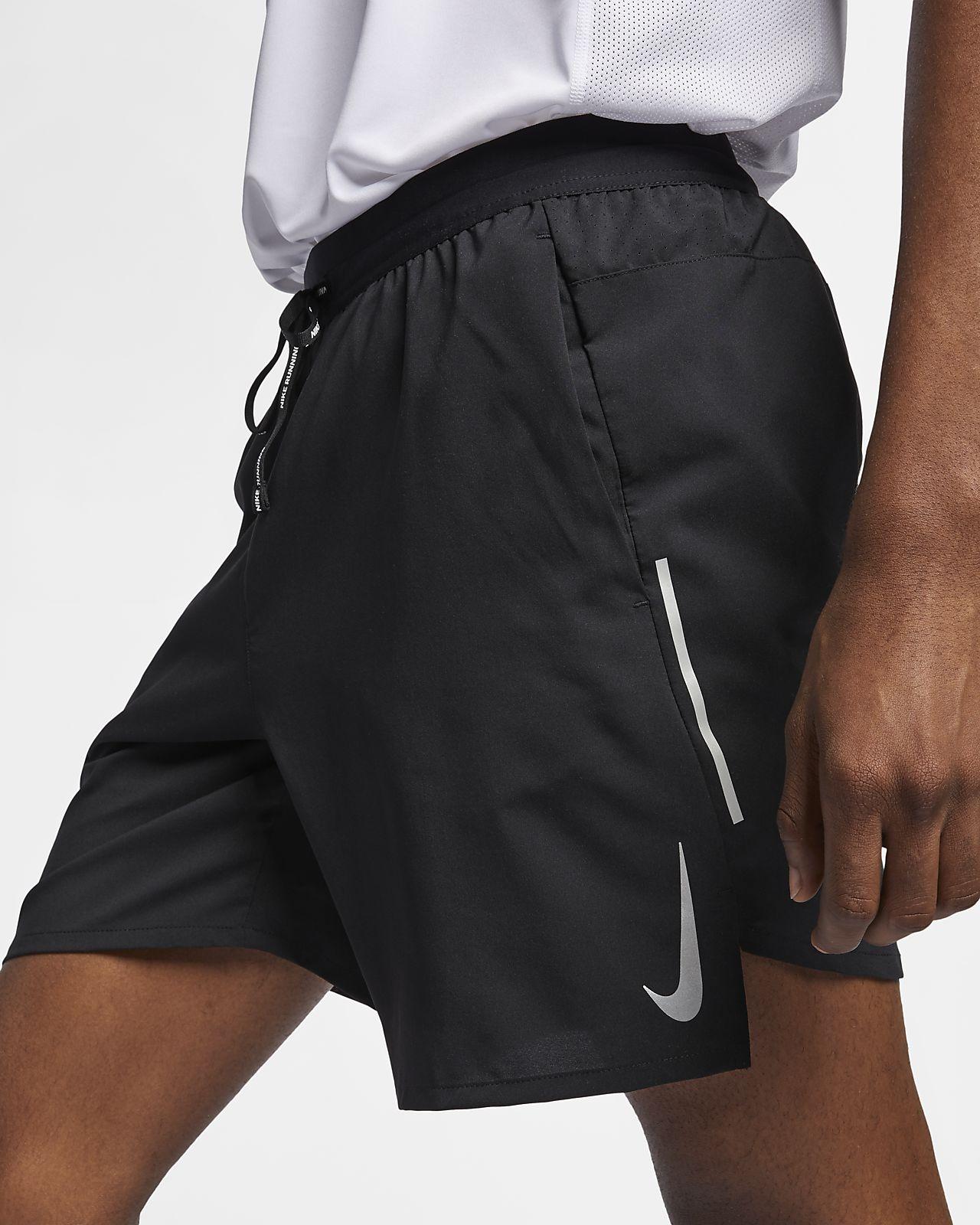 nike running shorts with zipper pockets