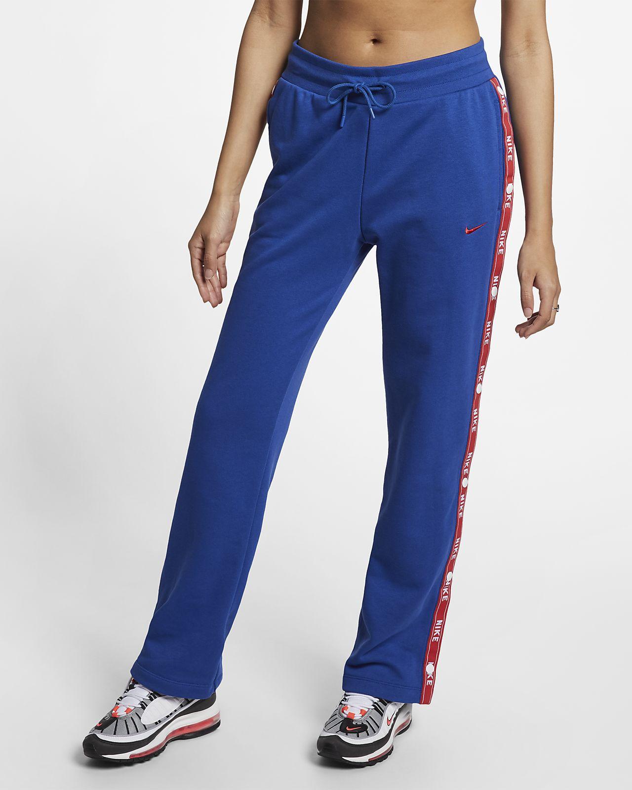Pantalones con logotipo para mujer Nike Sportswear