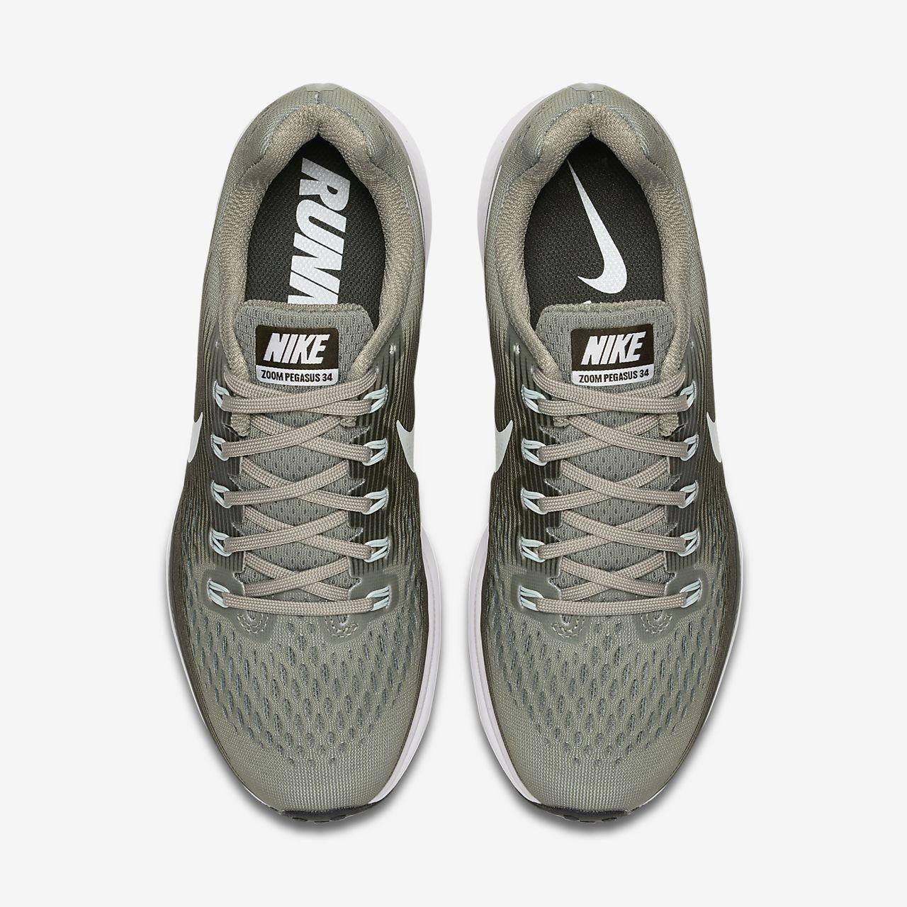 5b4422f300d Nike Air Zoom Pegasus 34 Womens Running Shoe ...