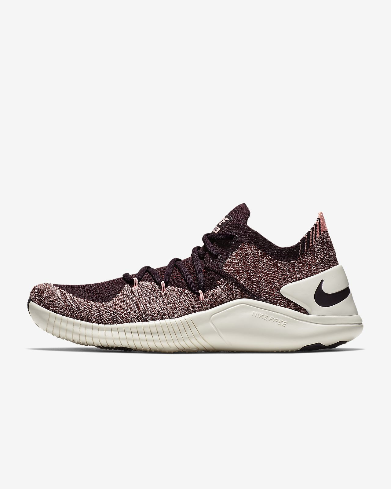 newest a9845 c44e7 ... promo code for nike free tr flyknit 3 womens gym hiit cross training  shoe 16291 54977