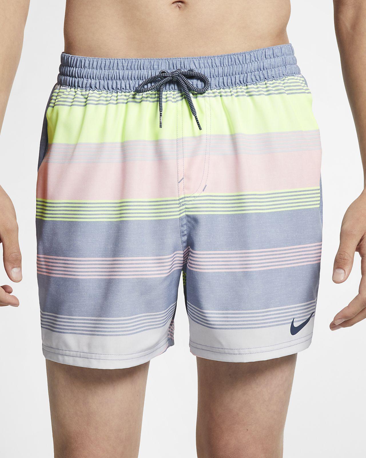 Badshorts Nike Linen Racer 13 cm för män