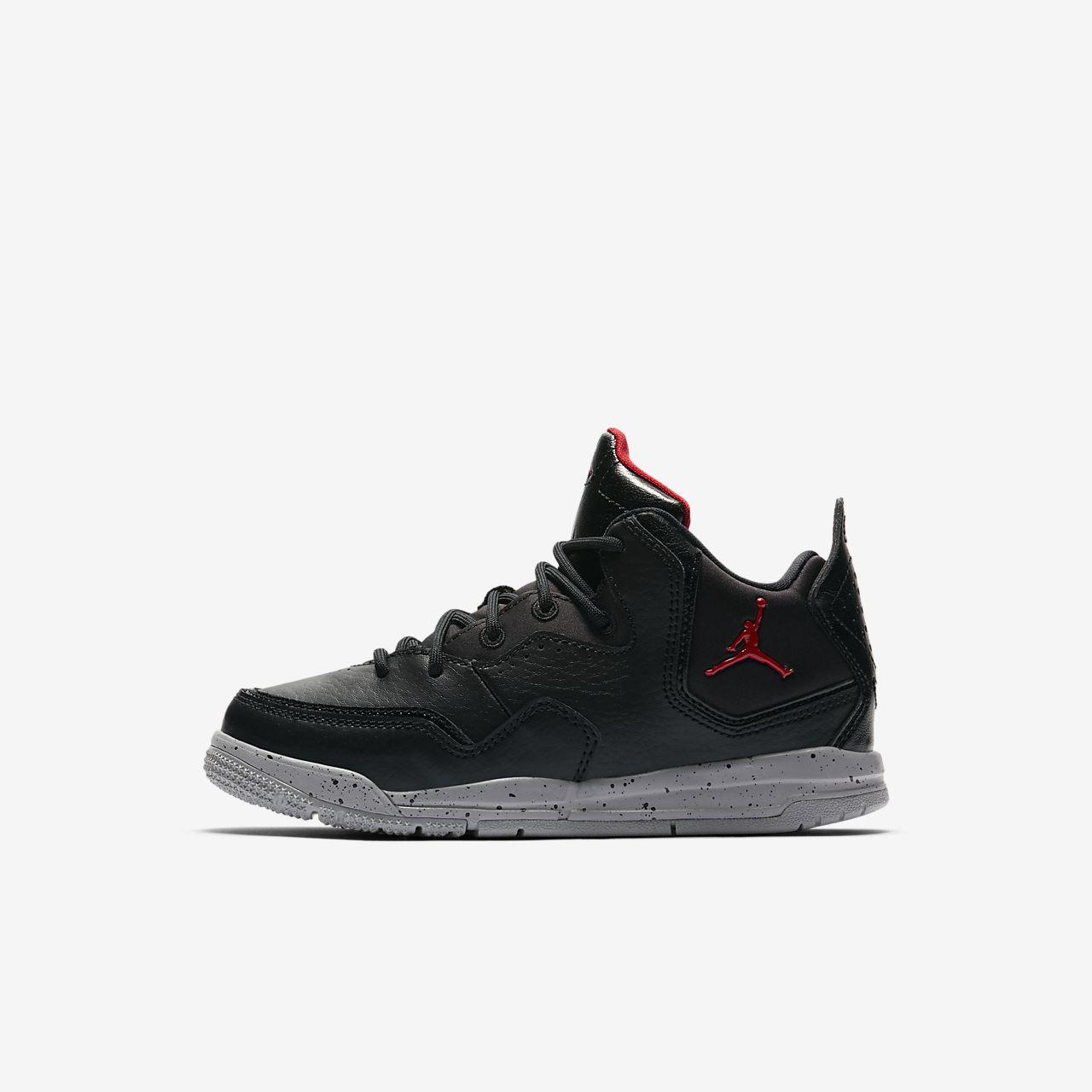 Jordan 23 Chaussures Courtside Noir uXag1RkQ
