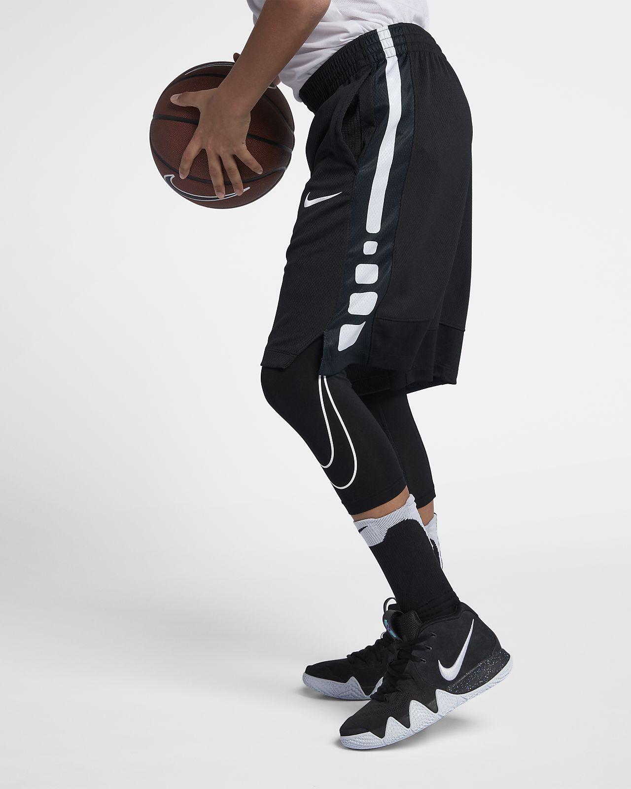 Nike Dri-FIT Elite basketshorts for store barn (gutt)