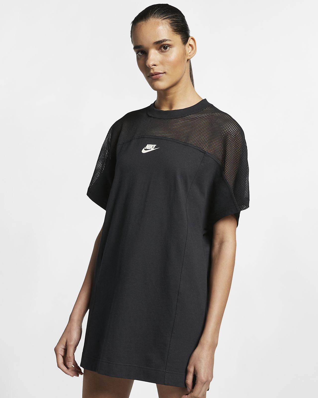 Nike Sportswear hálós női ruha