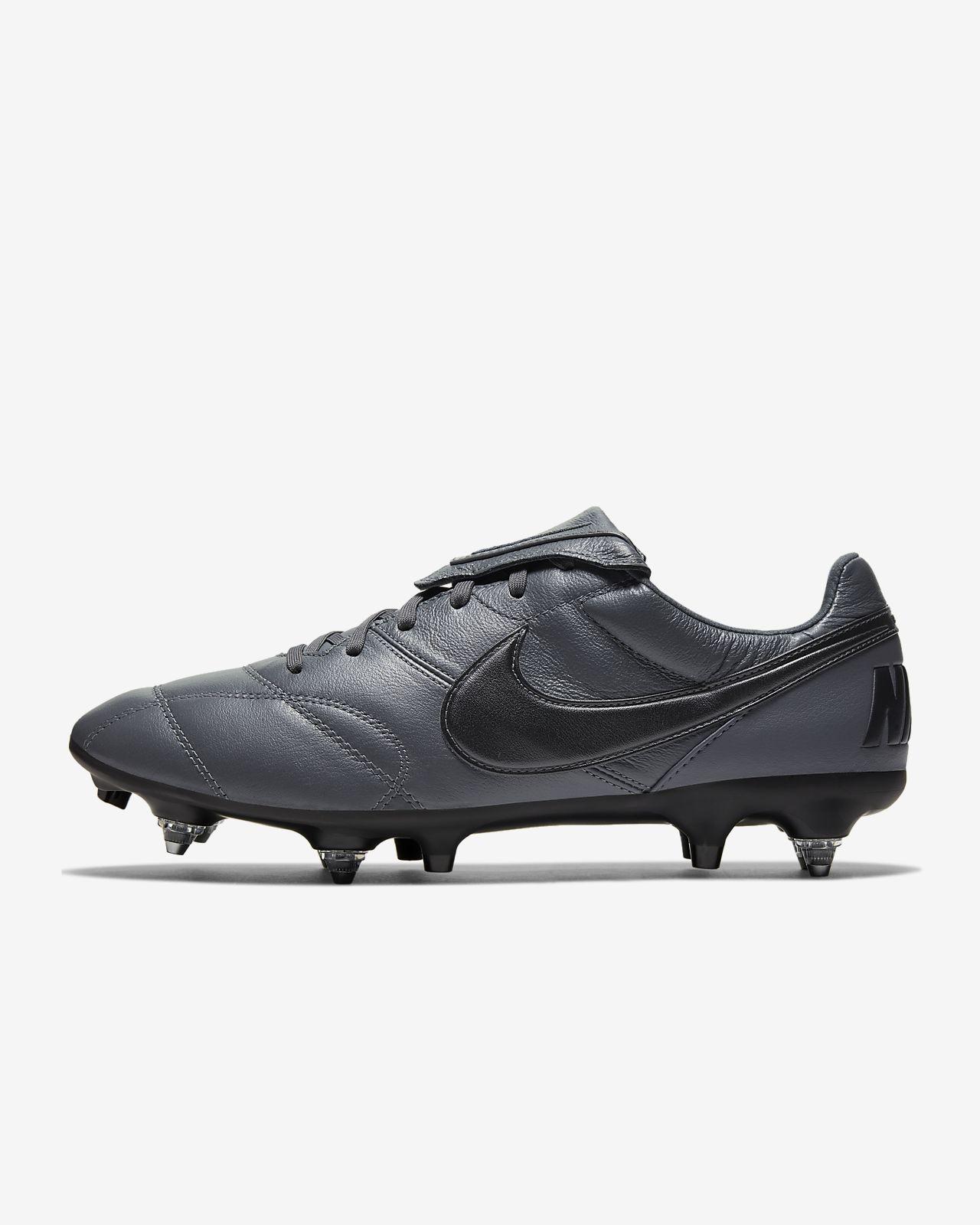 latest discount 100% top quality official supplier Chaussure de football à crampons pour terrain gras Nike Premier II  Anti-Clog Traction SG-PRO