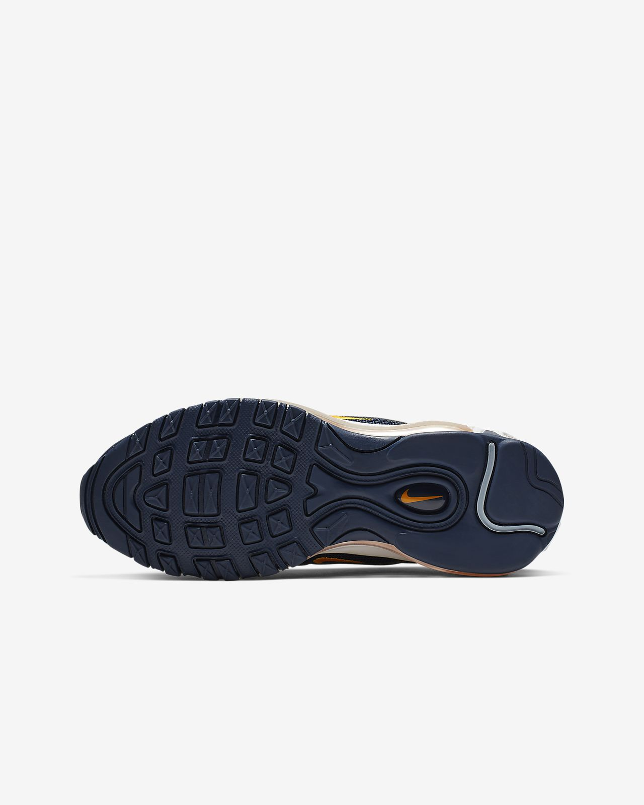 Nike Sportswear AIR MAX 97 17 Sneaker low black Indusco