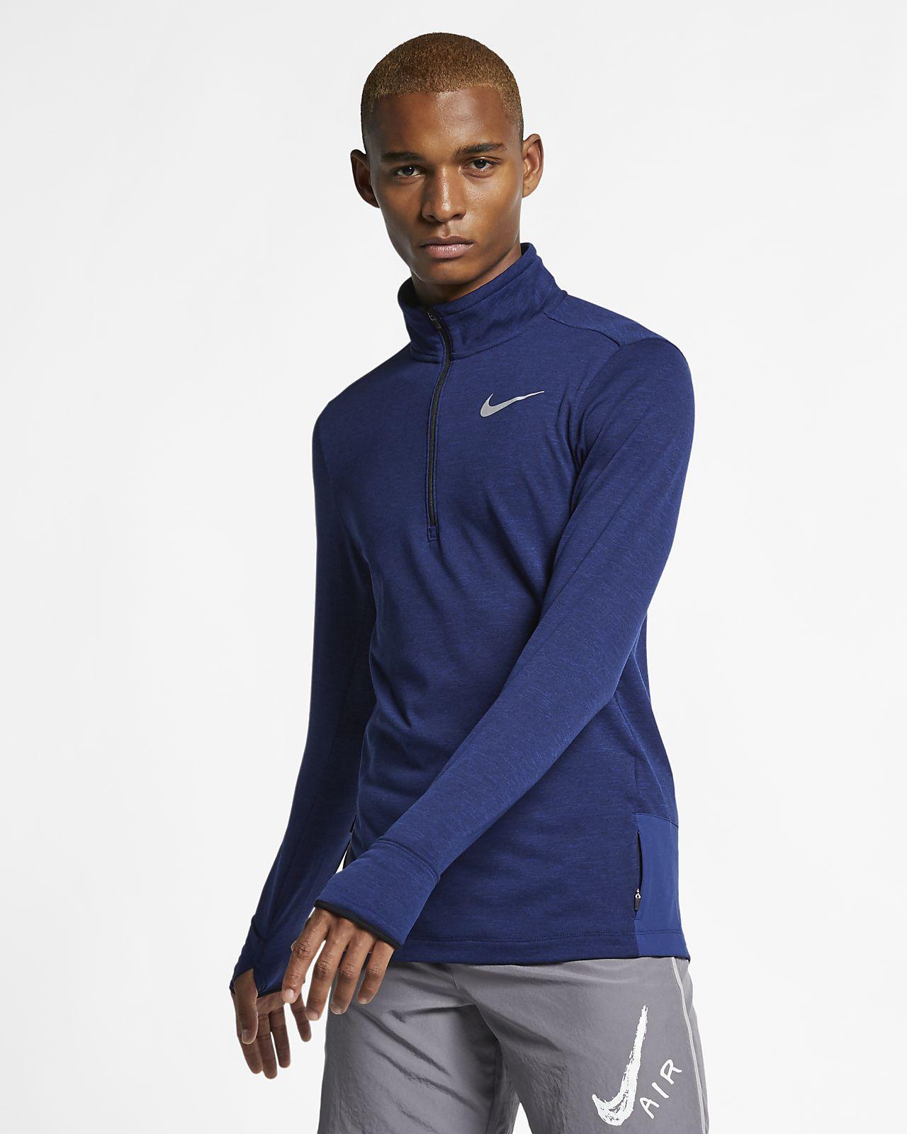 Haut Ch Demi Zip Sphere À Therma Homme Pour Nike De Running rw1qxv7rf