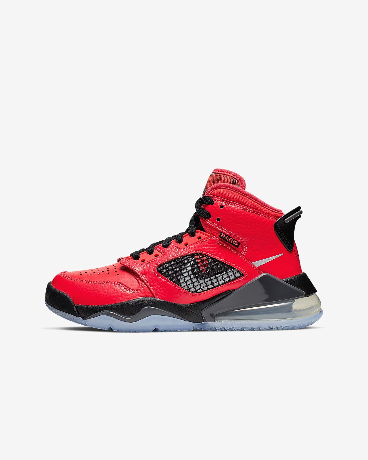factory authentic quality design usa cheap sale Jordan Mars 270 Paris Saint-Germain Older Kids' (Boys') Shoe