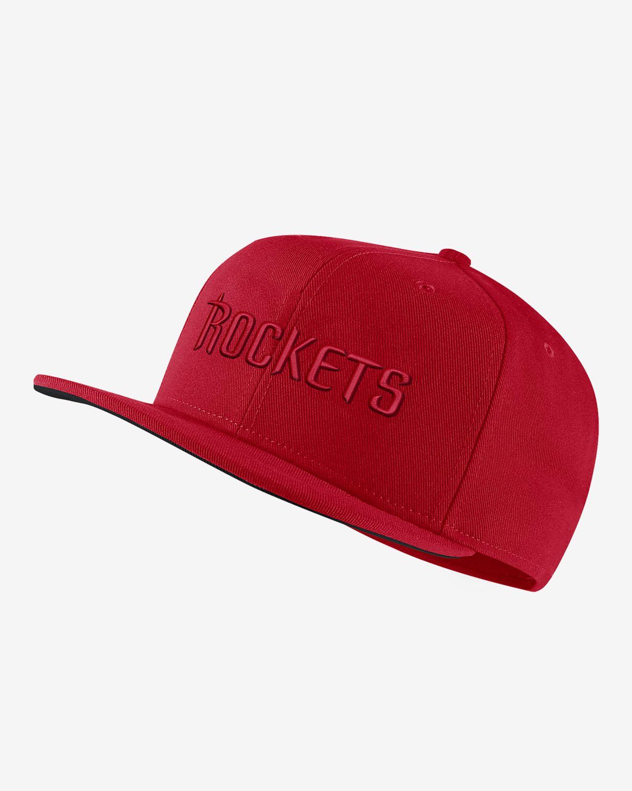 Gorro de NBA Houston Rockets Nike AeroBill
