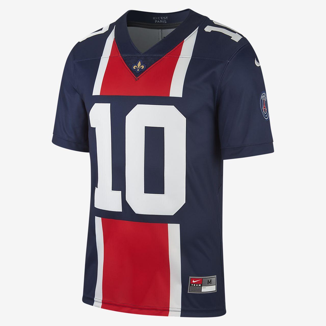 巴黎圣日耳曼 Limited Jersey男子美式橄榄球球衣