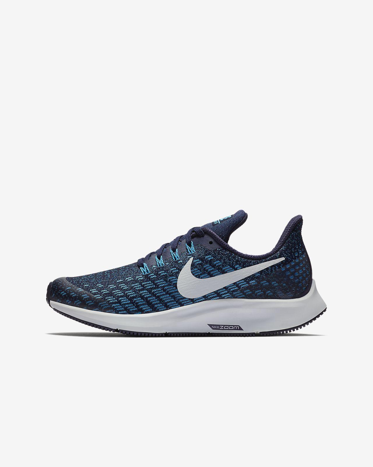 online retailer ce554 0d5e3 Nike Air Zoom Pegasus 35 Little/Big Kids' Running Shoe. Nike.com