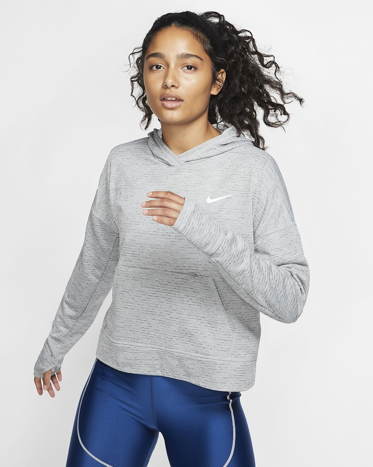 Nike Therma-Sphere Women's Running Hoodie