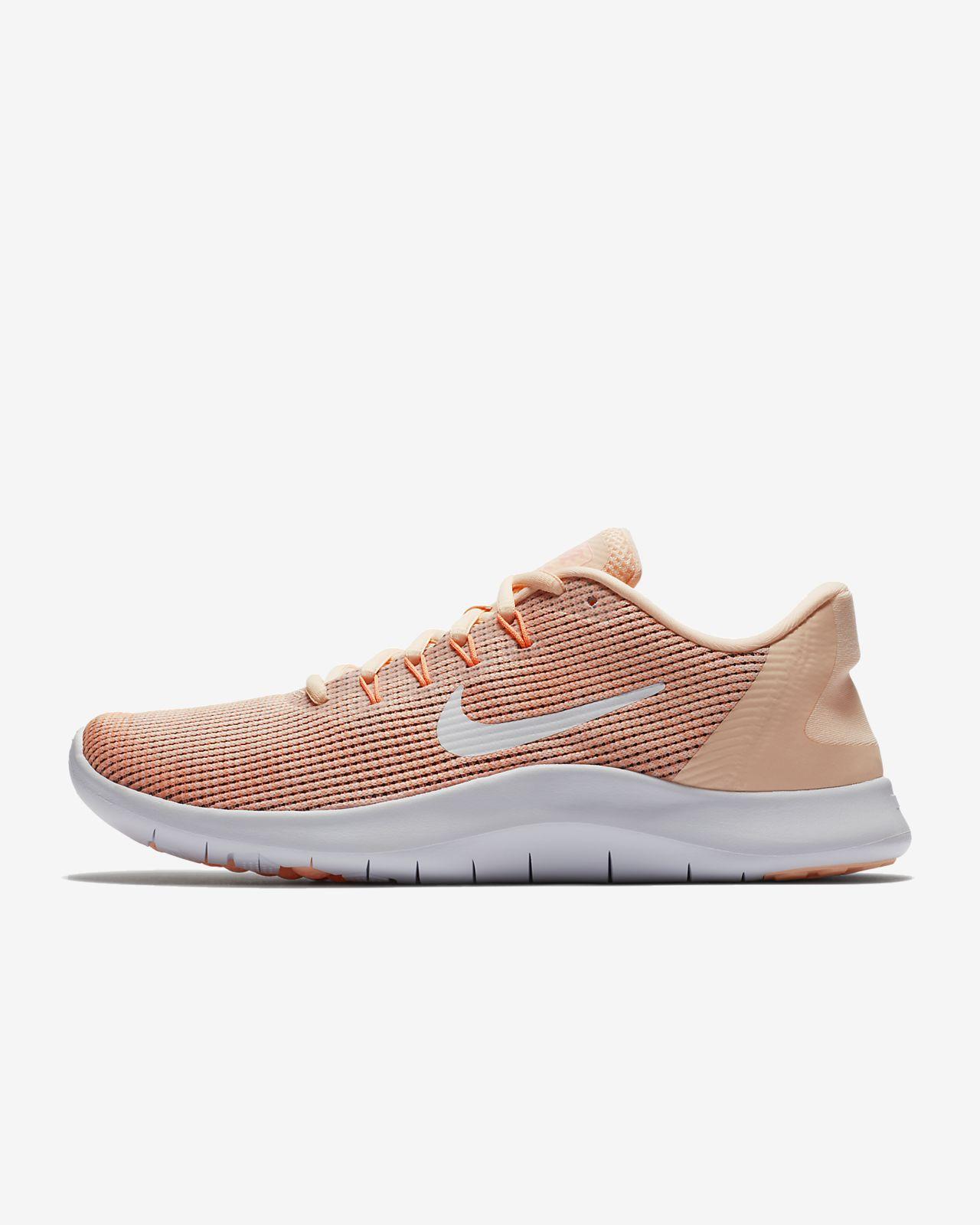 Nike PerformanceFLEX 2018 RN - Trainers - anthracite/hyper pink/wolf grey 6hmJ3d7Y4