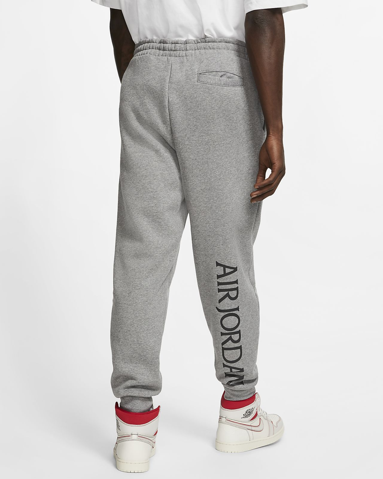 1a8895159c7 Jordan Jumpman Classics Men's Fleece Pants. Nike.com
